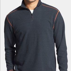 Agave Watsonville Men's Quarter Zip Long Sleeve -M